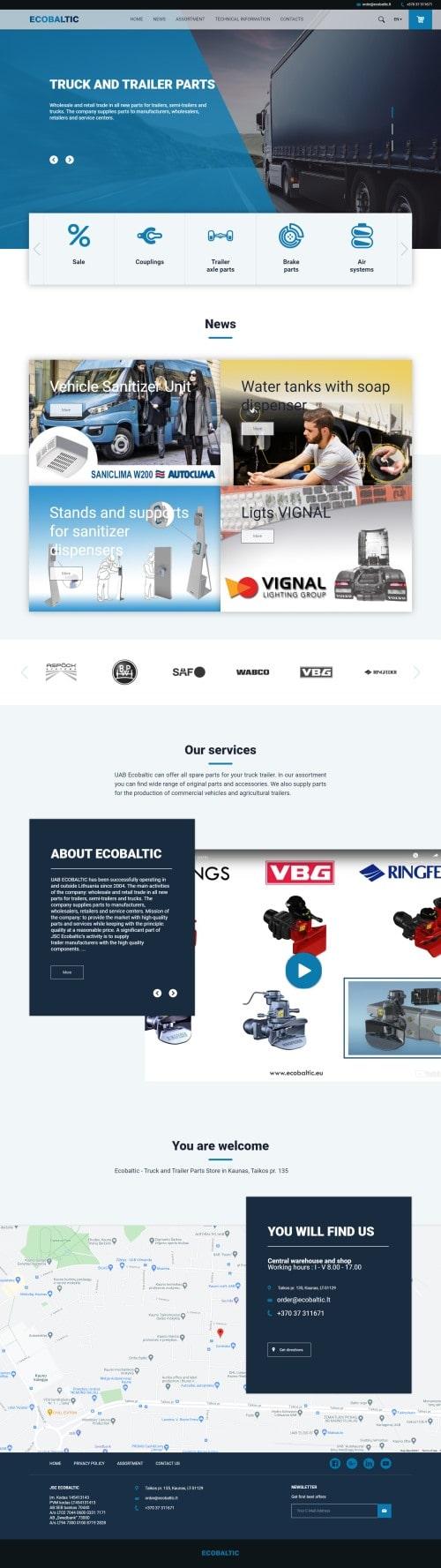 prekybos galimybių svetainė